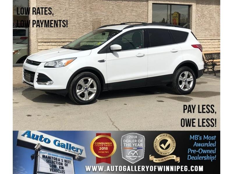 2016 Ford Escape SE *Navi/Bluetooth/Htd Seats #23830