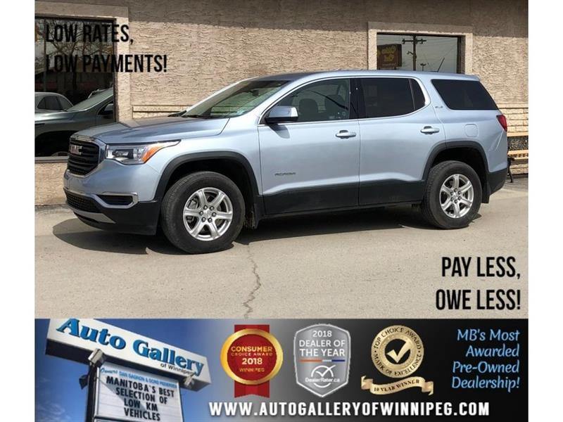 2017 GMC Acadia SLE *AWD/Bluetooth/Backup Cam #23866