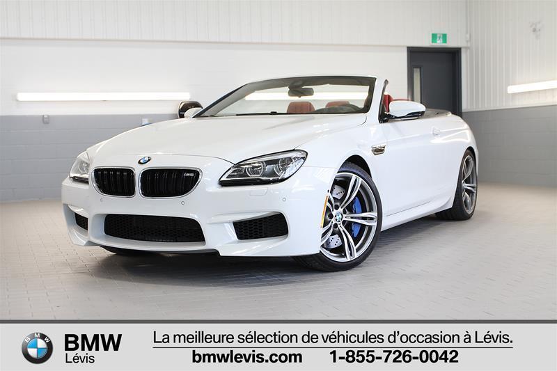 BMW M6 2017 Cabriolet #CONS01