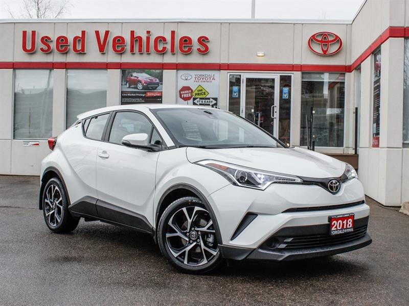 2018 Toyota C-HR XLE   Push Button   R.Cam   B.Tooth #L7989
