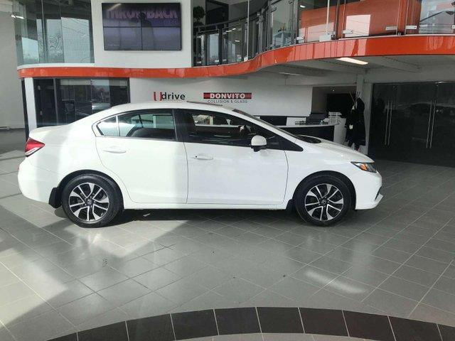 2015 Honda Civic Sedan EX #19KS64534TA
