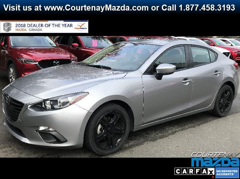 2015 Mazda Mazda3 GX-SKY at #P4757A