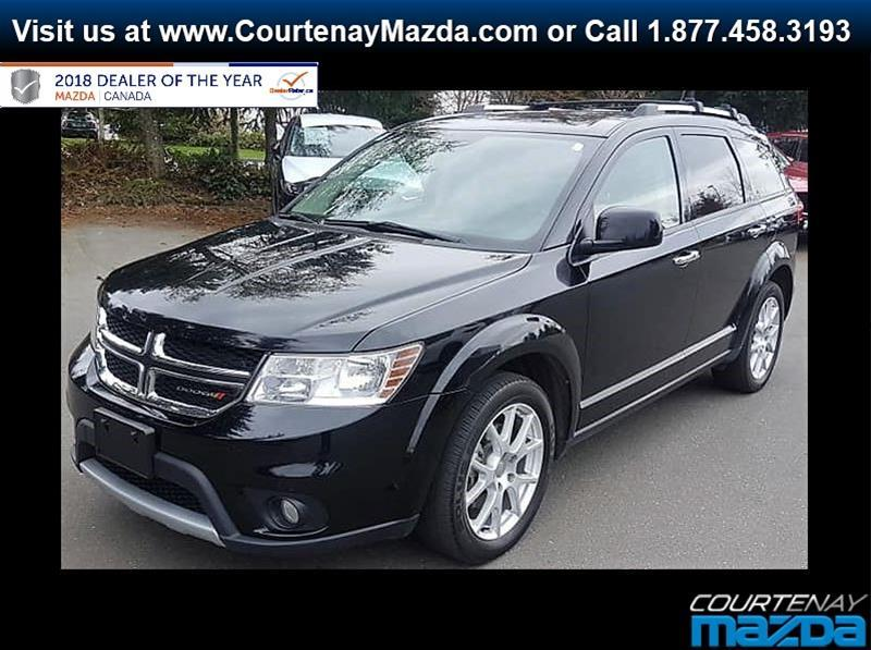 2017 Dodge Journey GT AWD #P4858