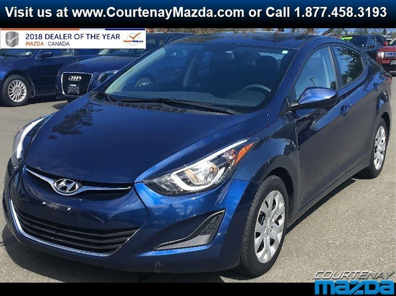 2016 Hyundai Elantra Sedan GLS - at #P4864