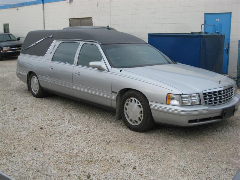 1998 Cadillac De Ville Eagle #2397