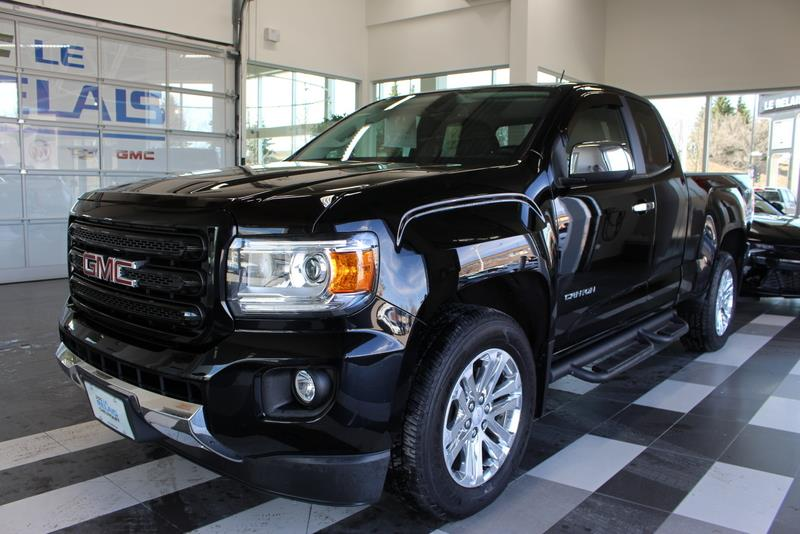 GMC Canyon 2016 4WD Ext Cab 128.3 SLT #G926005A