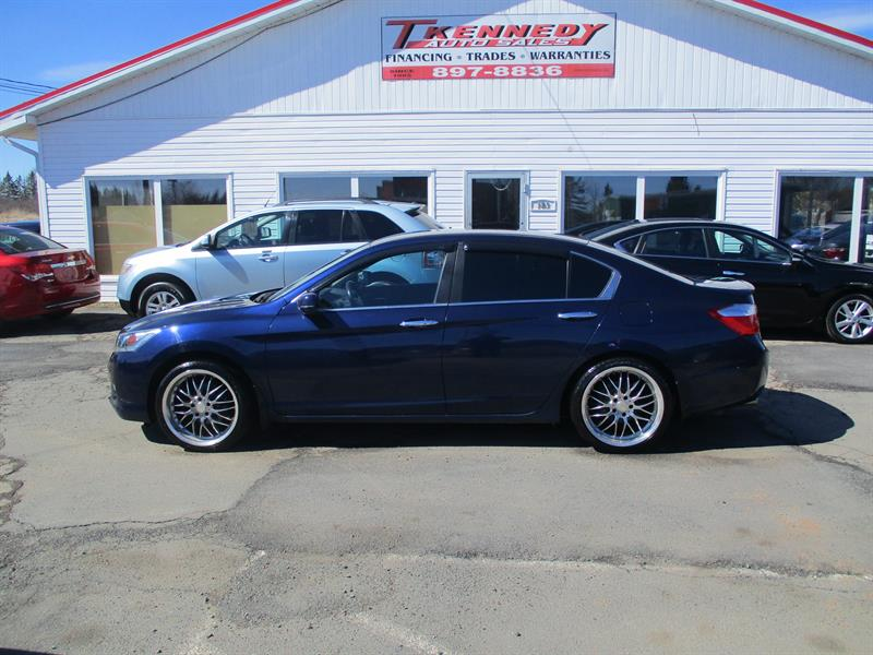 2014 Honda Accord Sedan 4dr I4 Man Sport #807327