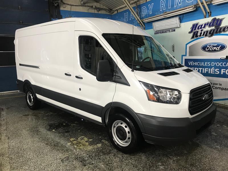 Ford Transit Van 2018 T-250 148 Med Rf 9000 GVWR Sliding RH Dr #31720A
