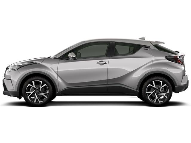 2019 Toyota C-HR XLE #HR19511