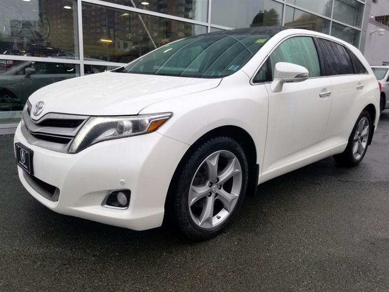 2015 Toyota Venza Limited #97718D