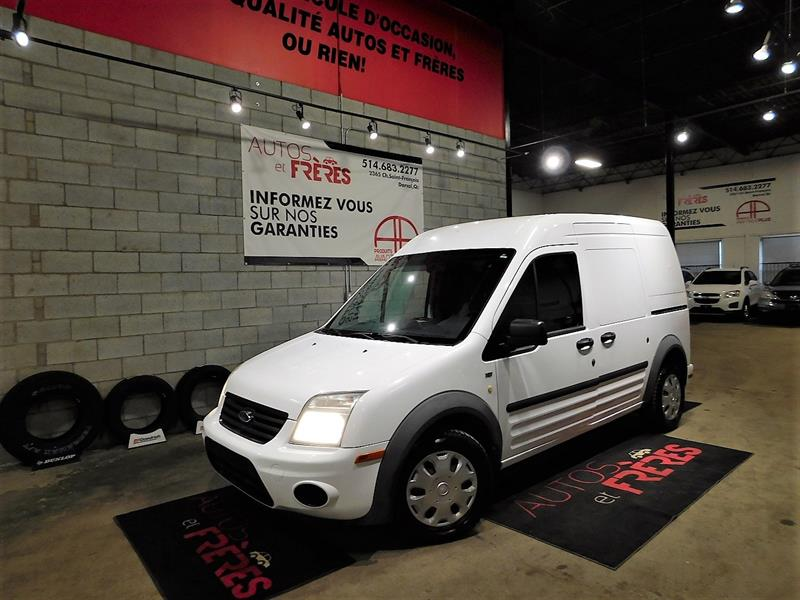 Ford Transit Connect 2011 XLT Dual Sliding Doors #881