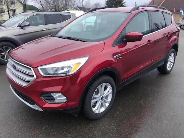 Ford Escape 2018 SE 4WD #18770A