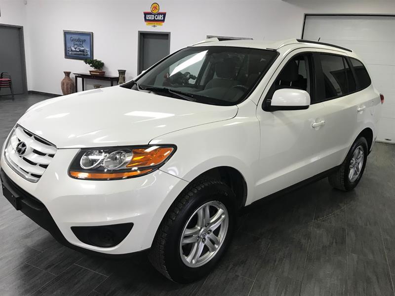 2010 Hyundai Santa Fe GLS #AH366778