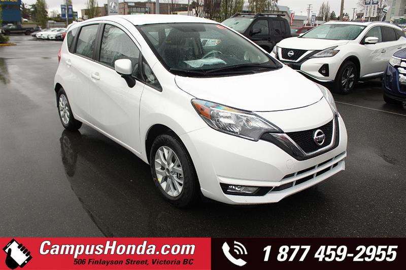 2019 Nissan Versa Note SV FWD w/ Special Edition Pckg #9-B207-NEW