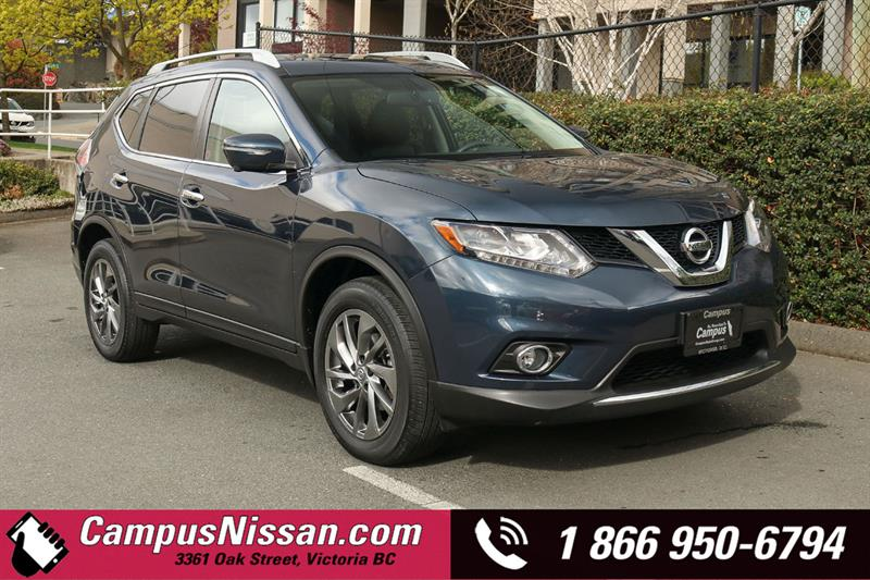 2015 Nissan Rogue | SL | AWD w/ Navigation #A7448