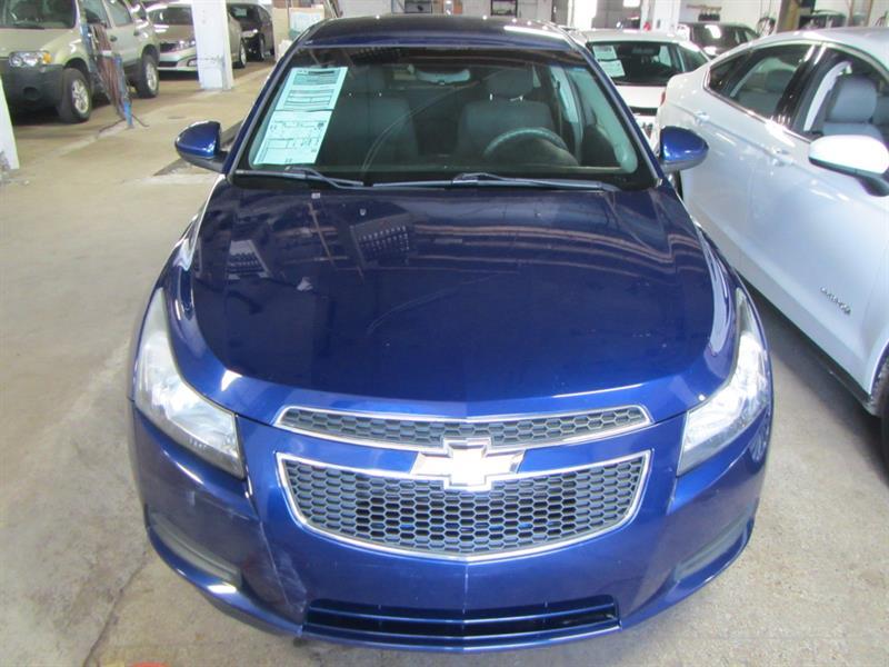 Chevrolet Cruze 2012    FINANCEMENT MAISON $39 SEMAINE #2317  *CERTIFIÉ*