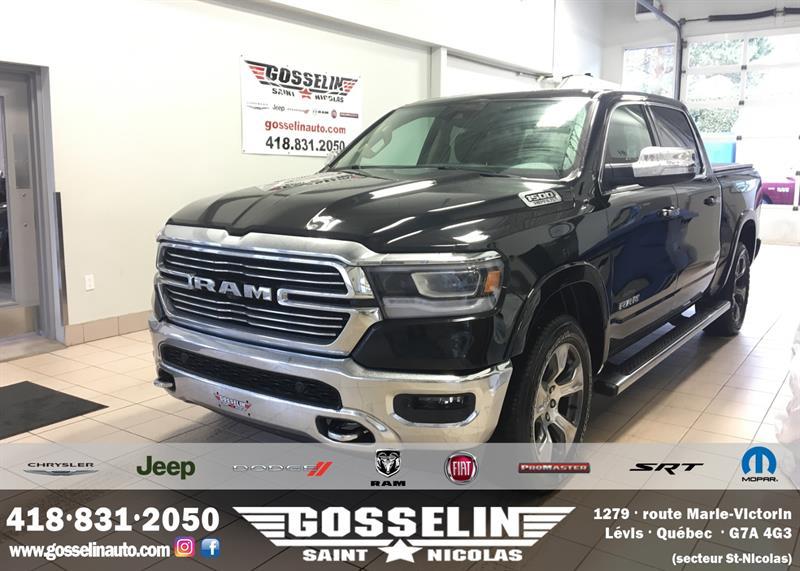 Ram 1500 2019 Laramie Crew  #D4436