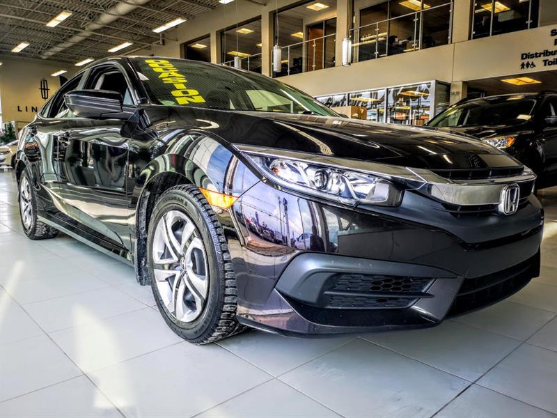 Honda Civic Sedan 2016 LX ** 77$ / Semaine ** #90943a