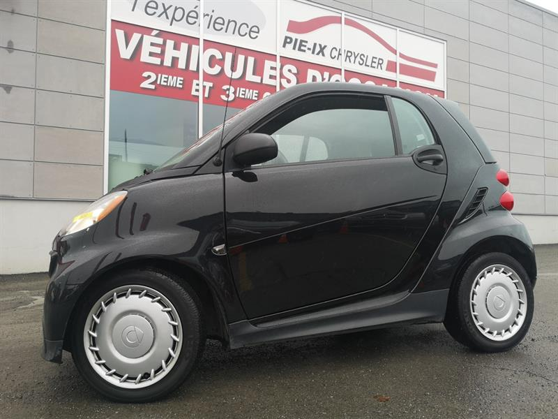 Smart fortwo 2013 2dr Cpe #UD5241