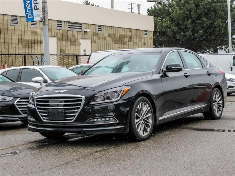 2015 Hyundai Genesis TECHNOLOGY #20528
