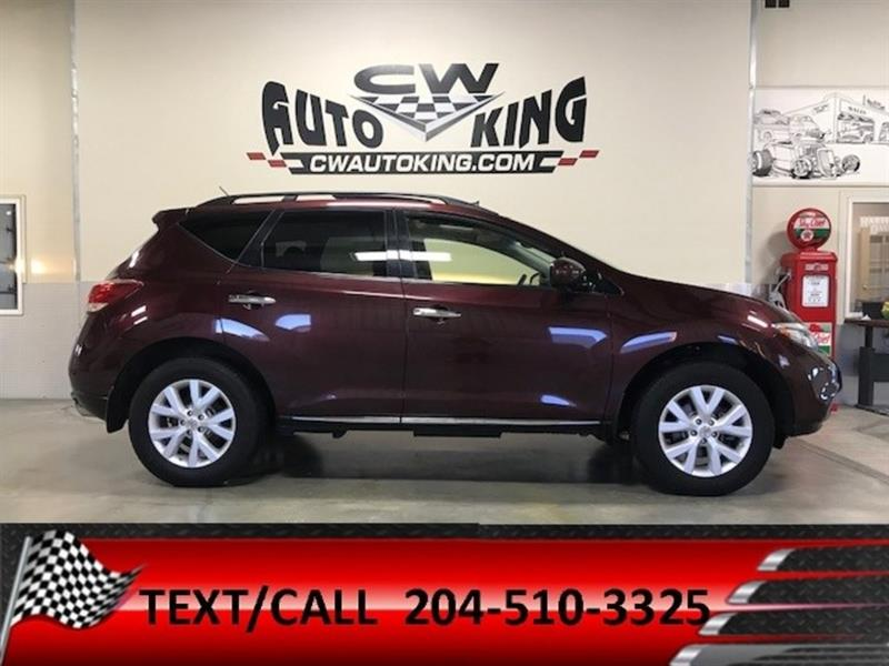 2014 Nissan Murano SV..Heated Seats/Remote Start/RearCam #20042338