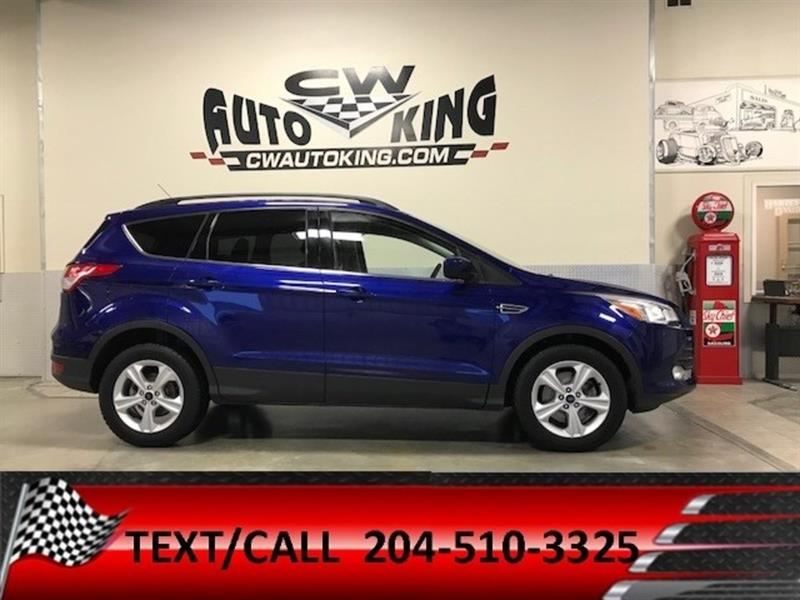 2015 Ford Escape SE / All Wheel / Rear Cam/Heated Seats/Bluetooth #20042345