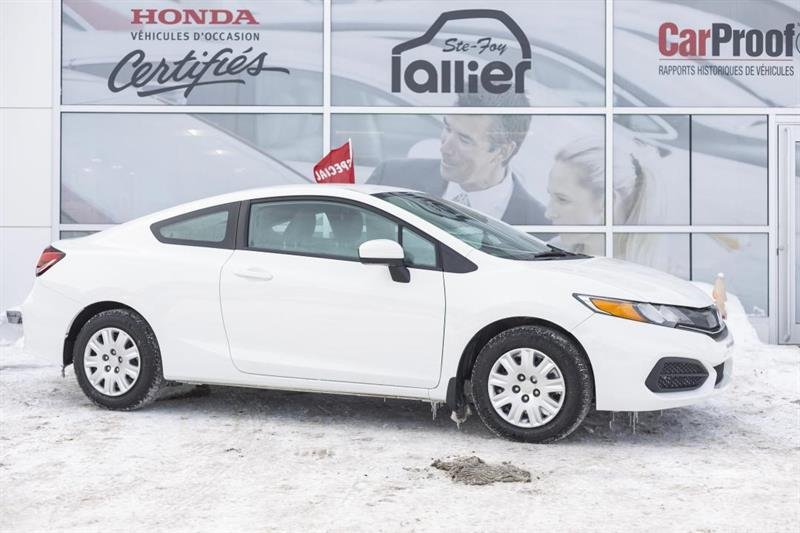 Honda Civic 2014 LX ***GARANTIE 10 ANS/200 000 KM*** #190166B