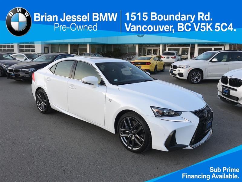 2018 Lexus IS 350 #BP7693