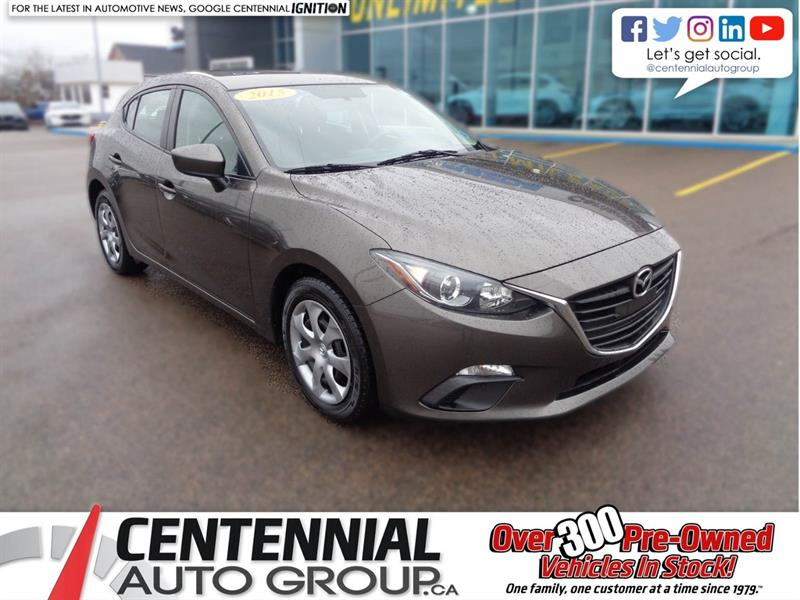 2015 Mazda 3 MAZDA3 SPORT #6323A