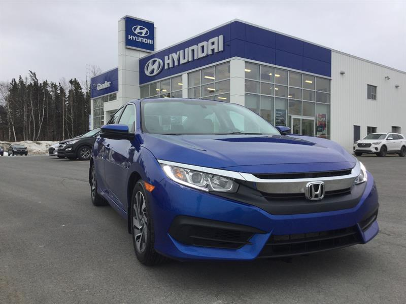 2016 Honda Civic Sedan EX #FE9037A
