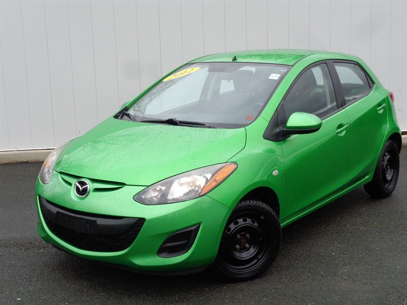 2012 Mazda Mazda2 4dr HB GX #C3792A