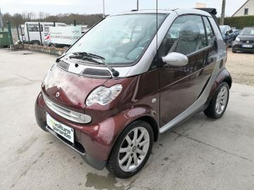 Smart fortwo 2010 Cpe ***1-2-3-4 CHANCES CREDIT*** #025-4510-HG