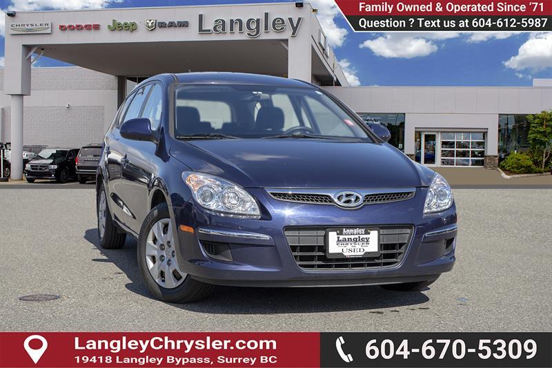 2011 Hyundai Elantra Touring GL #J183923A