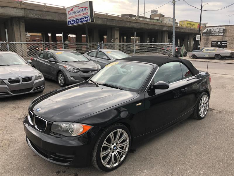 2008 BMW 1 Series Cabriolet