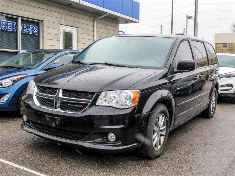 2015 Dodge Grand Caravan LOADED #65377
