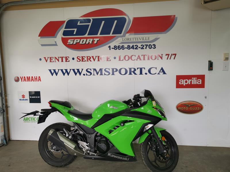 2015 Kawasaki Ninja 300 #40490