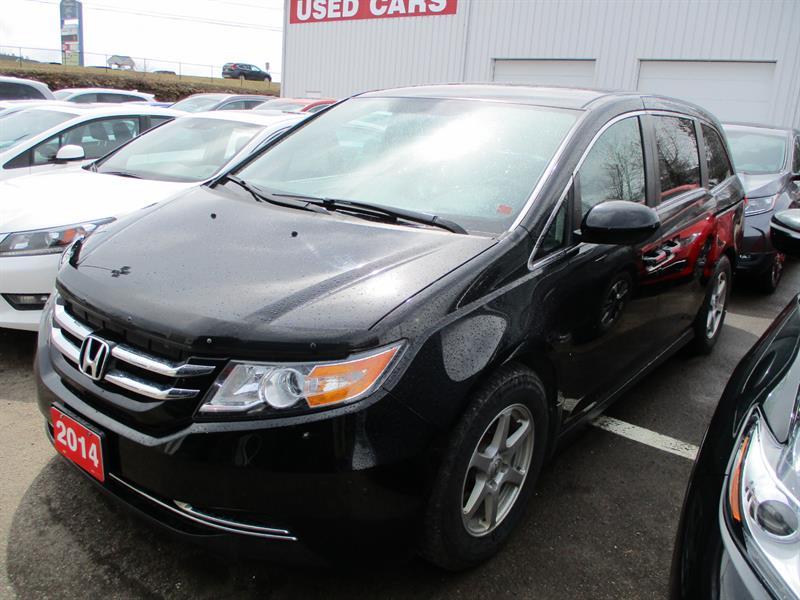2014 Honda Odyssey 4dr Wgn EX #EB507164A