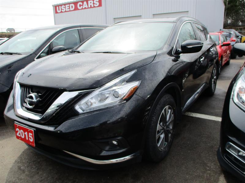 Nissan Murano 2015 AWD 4dr #FN245056A