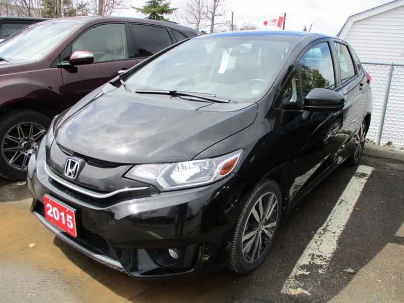 2015 Honda Fit 5dr HB CVT #FM106059A