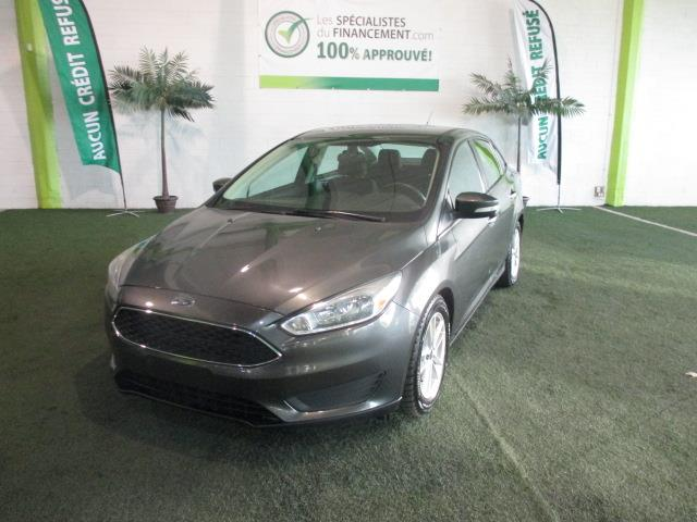 Ford Focus 2017 4dr Sdn SE #2677-04