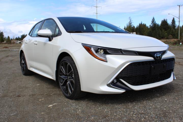 2019 Toyota Corolla Hatchback XSE #12434