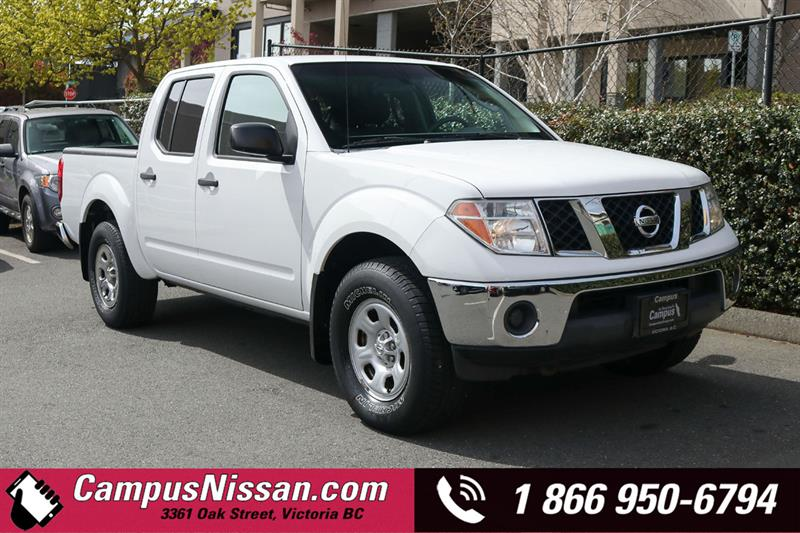 2008 Nissan Frontier | S | 4WD | Crew Cab Short Box #JN3162A