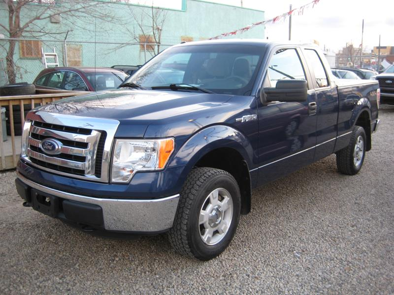 2012 Ford F-150 4WD SuperCab 145 #B75757