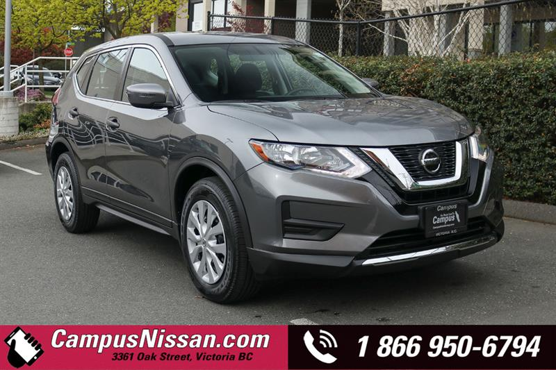 2019 Nissan Rogue S #9-P141-NEW-NEW