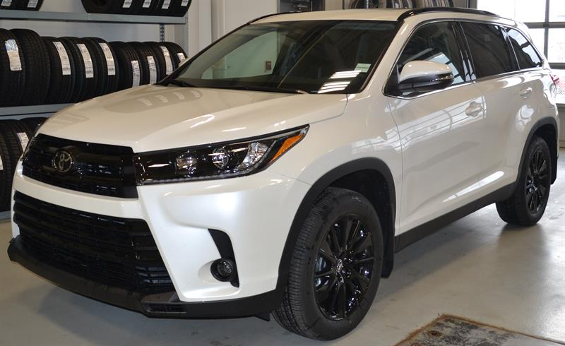 2019 Toyota Highlander AWD XLE #JZ7846
