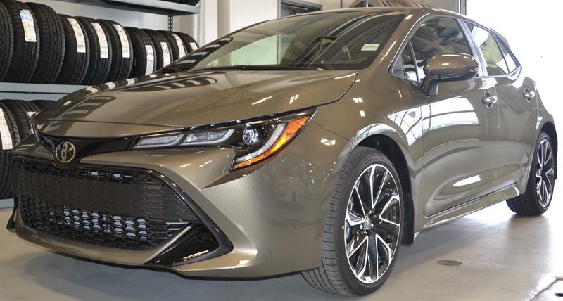 2019 Toyota Corolla Hatchback SE Upgrade #K47510