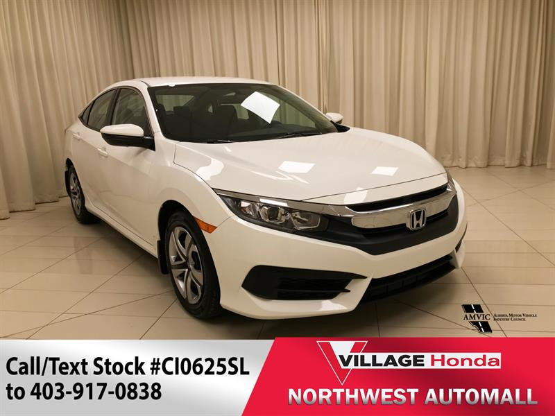 2018 Honda Civic Sedan LX #CI0625SL