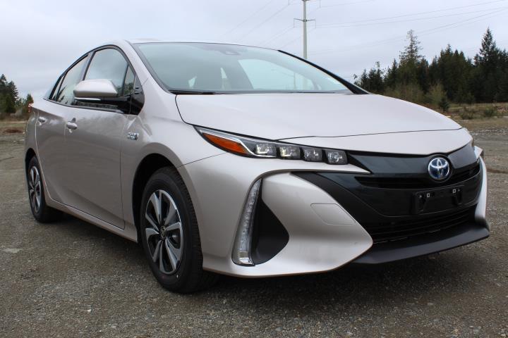 2019 Toyota Prius Prime Auto #12432