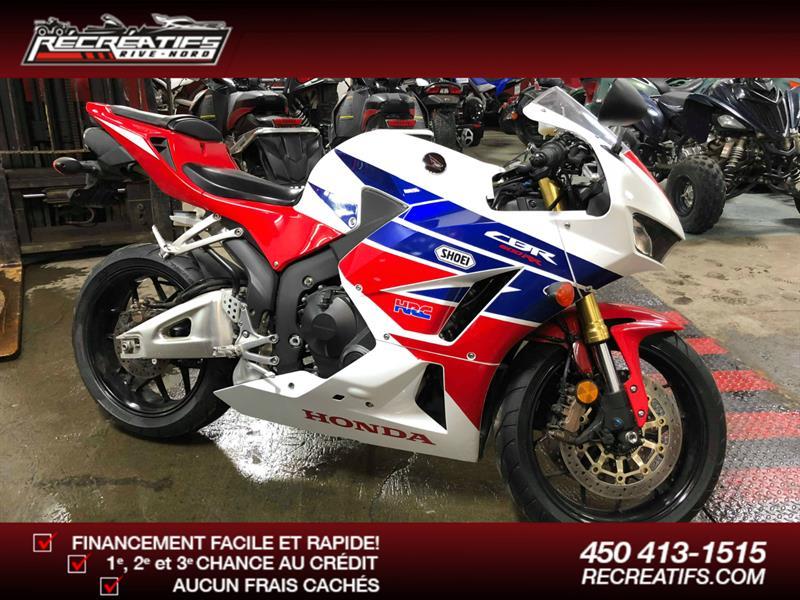 Honda CBR600RR 2015