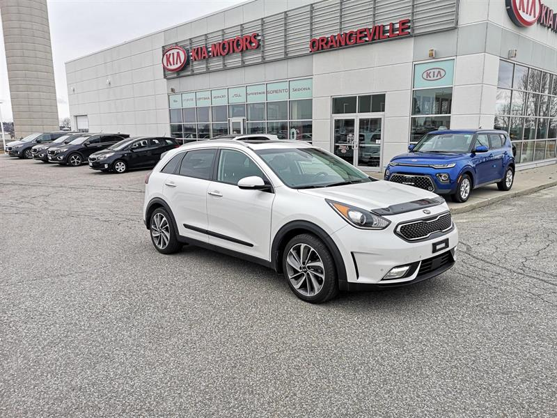 2017 Kia Niro Hybrid SX Touring - NAV/Leather #96032A